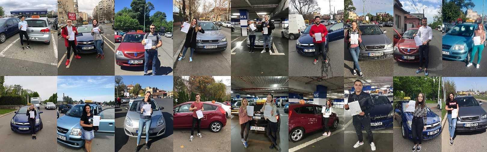 Școala auto Driver For Life: ești pe drumul cel bun!