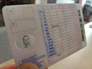 documente permis auto